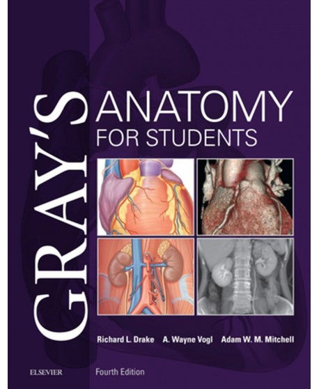 Gray's Anatomy for Students and Paulsen: Sobotta, Atlas of Anatomy 16e Package, 4th Edition
