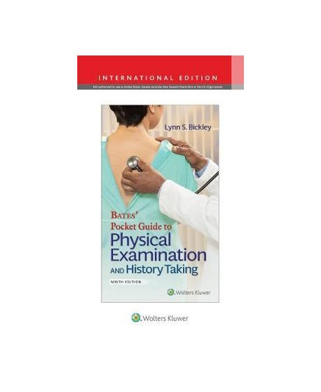 Bate's Pocket Guide to Physical Examinationa and History Taking