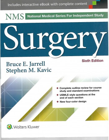 NMS Surgery 6th Edition