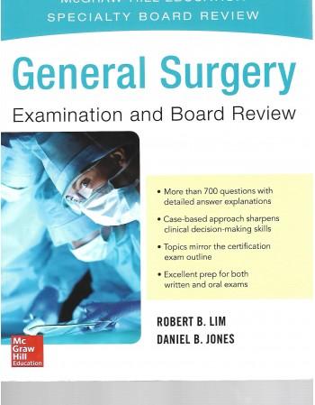 General Surgery Examination...