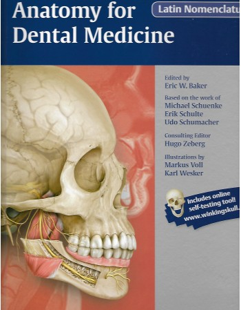Anatomy for Dental Medicine...