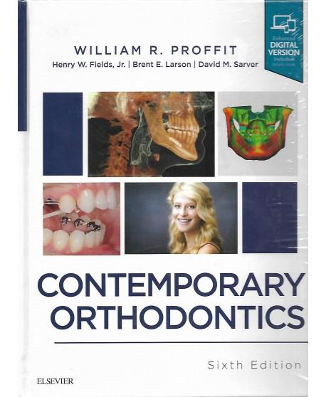 Cothemporary Orthodontics 6th Edition