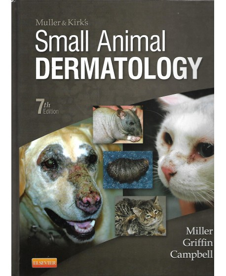 Small Animal Dermatology 7th Edition