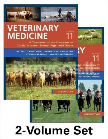 Veterinary Medicine 11th...