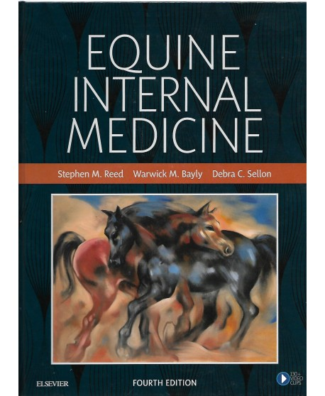Equine Internal Medicine 4th Edition