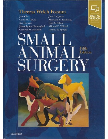 Small Animal Surgery 5th...