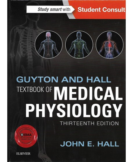 Guyton and Hall Texbook of Medical Physiology 13th Edition