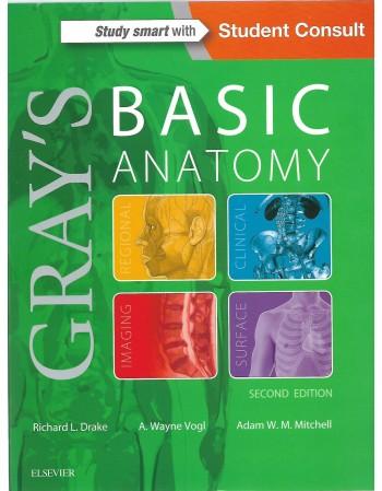 Gray's Basic Anatomy 2nd...