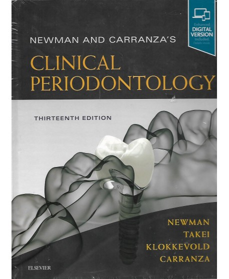 Newman and Carranza's Clinical Periodontology, 13th Edition