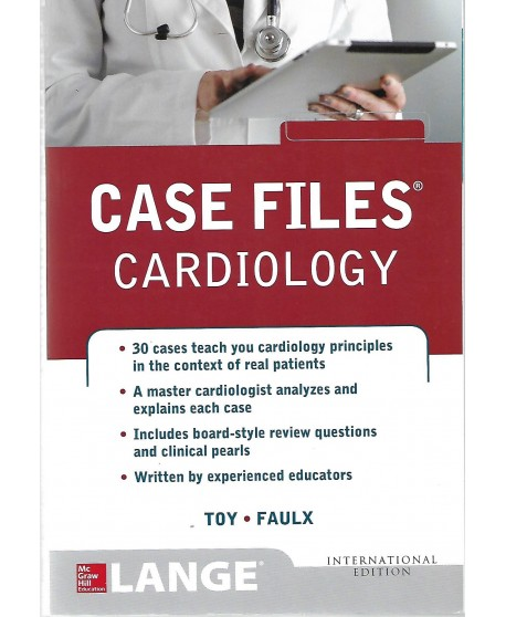 Case Files Cardiology 1st Edition