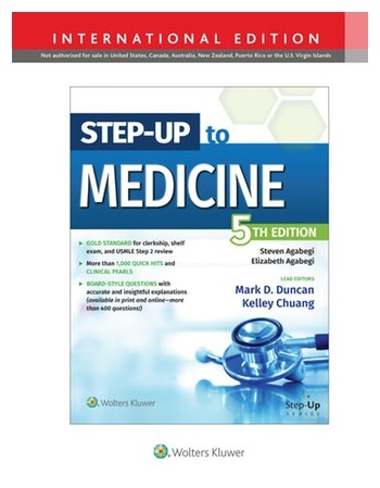 Step-Up to Medicine Fifth...