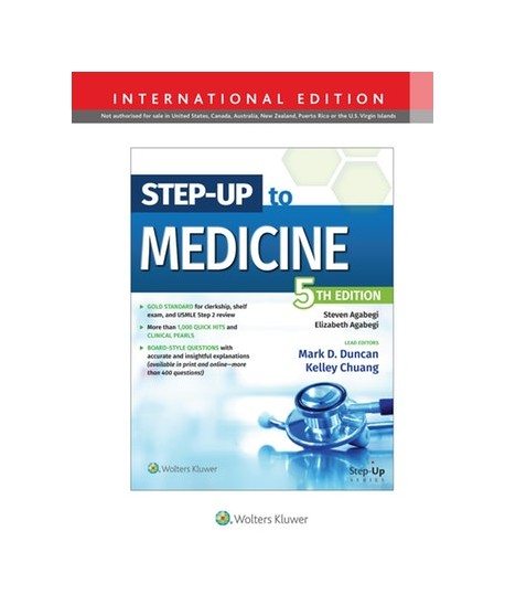 Step-Up to Medicine Fifth edition, International Edition