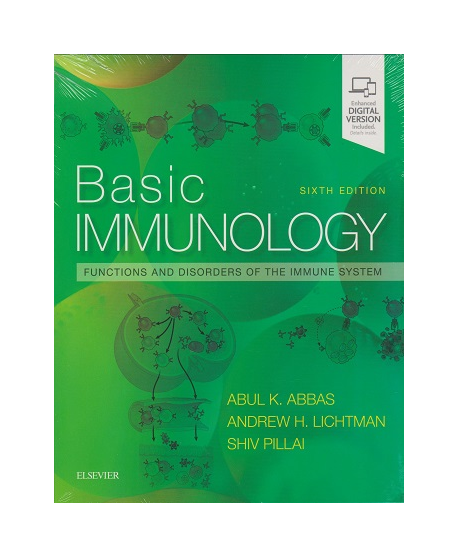 Basic Immunology, 6th Edition