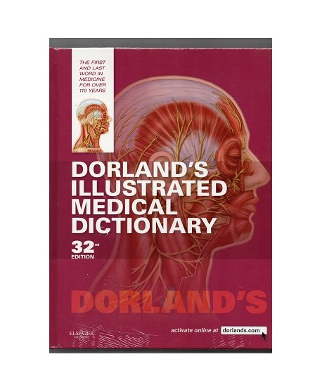 Dorland's Illustrated Medical Dictionary, 32nd Edition