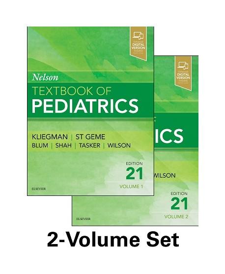 Nelson Textbook of Pediatrics, 2-Volume Set, 21st Edition