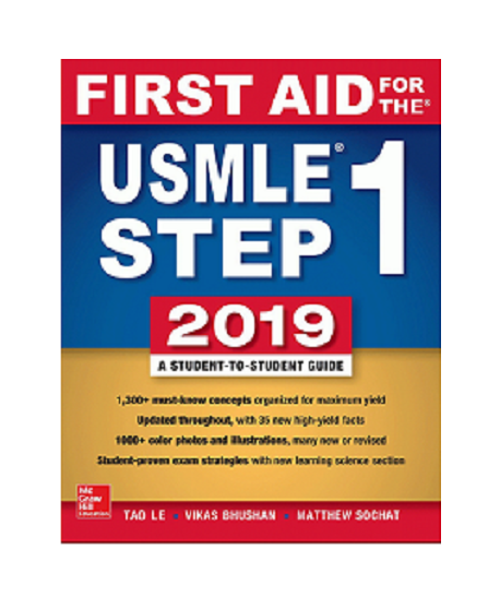 First Aid for the USMLE Step1 29th Edition