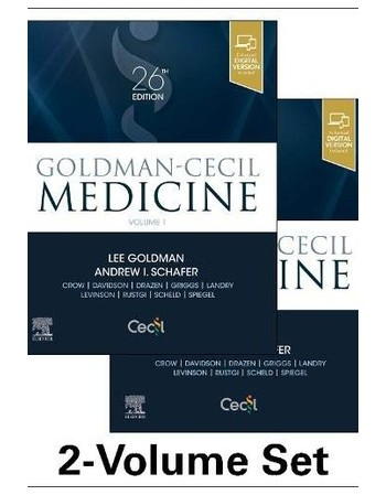 Goldman-Cecil Medicine 26th...