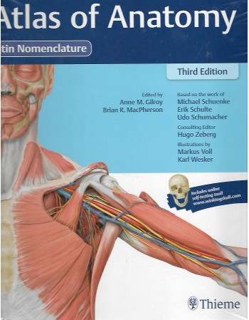 Atlas of Anatomy, 3e Latin
