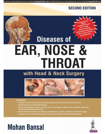 Diseases of Ear, Nose and...