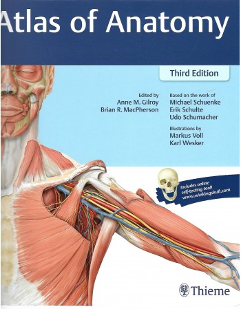 Atlas of Anatomy 3rd rdition