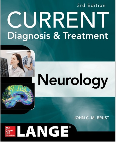 Current Diagnosis and Treatment Neurology 3RD EDITION 2019