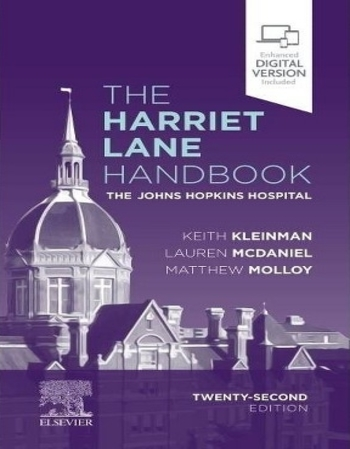 The Harriet Lane Handbook,...