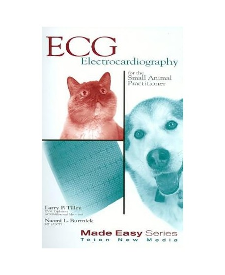 ECG for the Small Animal Practitioner (Made Easy Series) 1st Edition