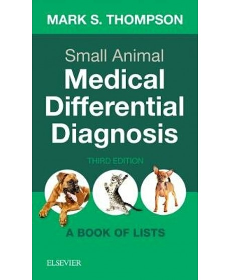 Small Animal Medical Differential Diagnosis, 3rd Edition