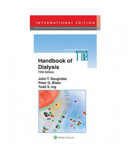 Handbook of Dialysis 5th Edition