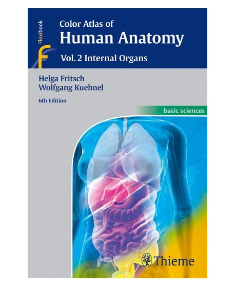 Color Atlas of Human Anatomy Vol. 2: Internal Organs