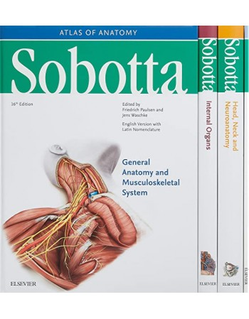 Sobotta Atlas of Anatomy,...