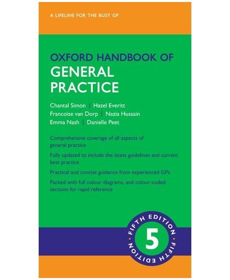 Oxford Handbook of General Practice Fifth Edition