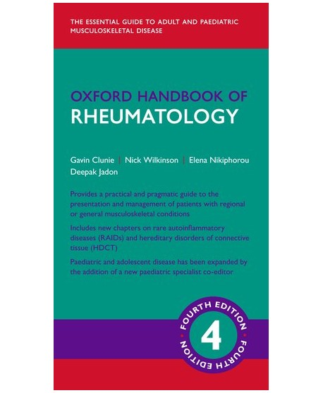 Oxford Handbook of Rheumatology Fourth Edition