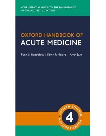 Oxford Handbook of Acute...