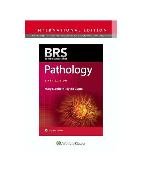 BRS Pathology Sixth edition, International Edition
