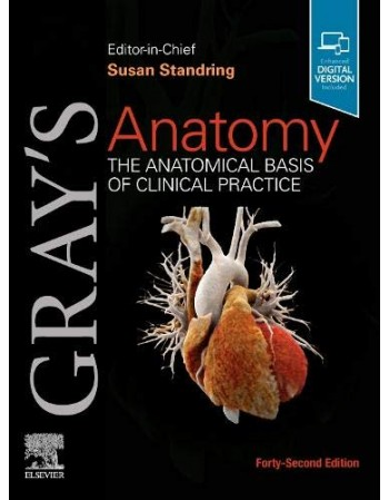 Gray's Anatomy, 42nd Edition