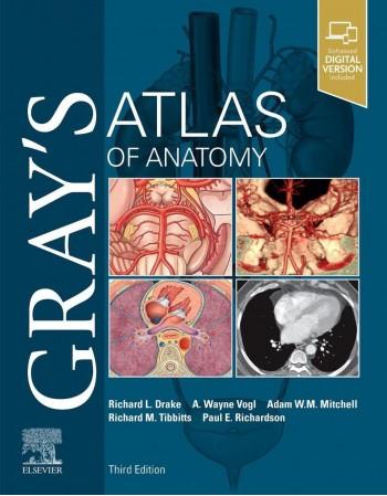 Gray's Atlas of Anatomy,...