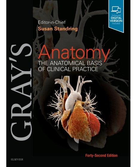 Gray's Anatomy, 42nd Edition The Anatomical Basis of Clinical Practice