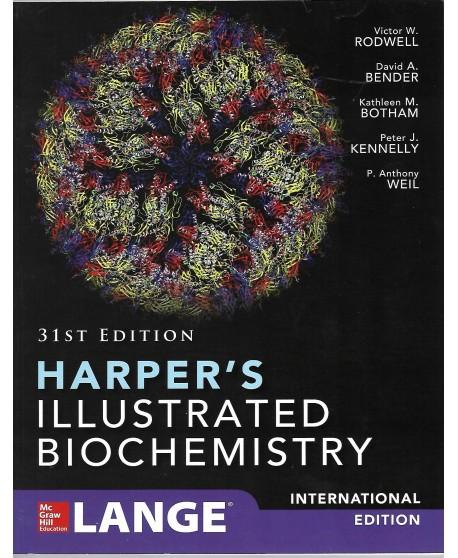 Harper's Illustrated Biochemistry, 31e