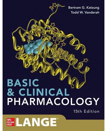 IE Basic and Clinical Pharmacology 15e