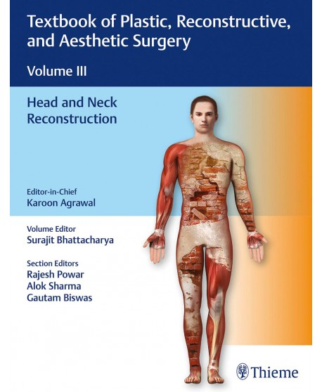 Textbook of Plastic, Reconstructive, and Aesthetic Surgery (Vol. 3)