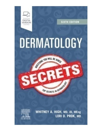Dermatology Secrets, 6th...