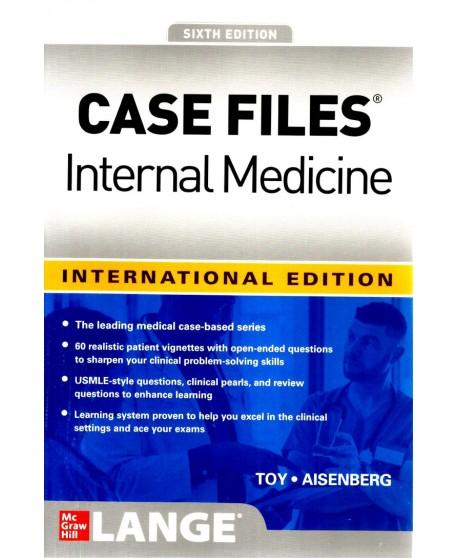 Ie Case Files Internal Medicine, Sixth Edition