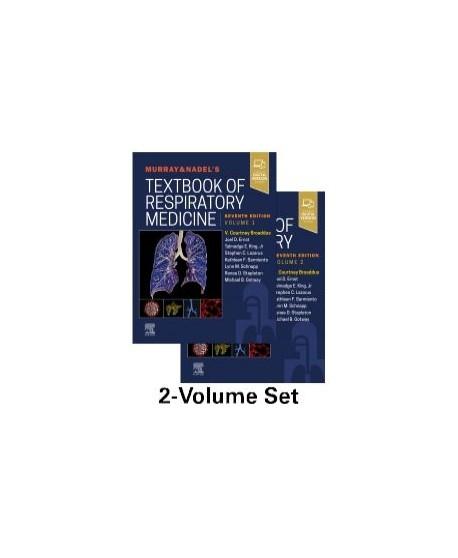 Murray & Nadel's Textbook of Respiratory Medicine, 2-Volume Set, 7th Edition
