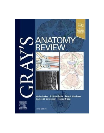 Gray's Anatomy Review, 3rd...