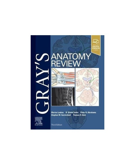 Gray's Anatomy Review, 3rd Edition