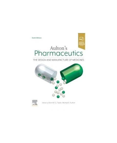 Aulton's Pharmaceutics, 6th Edition