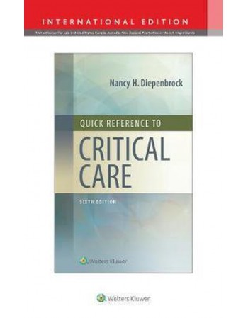 Quick Reference to Critical...